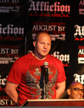 Affliction Trilogy MMA