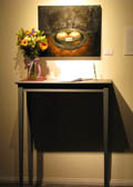 L.B. McKay's Art Exhibit Display