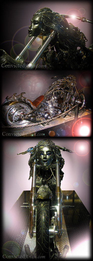 CUSTOM CHOPPERS -  The Sirens of TI