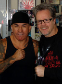 Tony Salazar Jr. & Freddie Roach (Top Boxing Trainers)