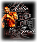 Austin 'No Doubt' Trout