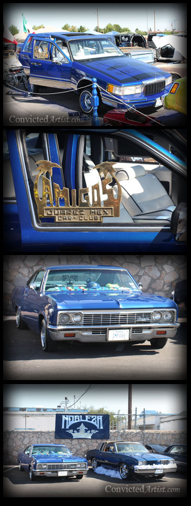EL PASO CAR SHOWS - 3rd Annual Beat the Streets Car Show