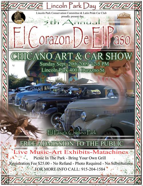El Paso Super Car Show - Car show el paso