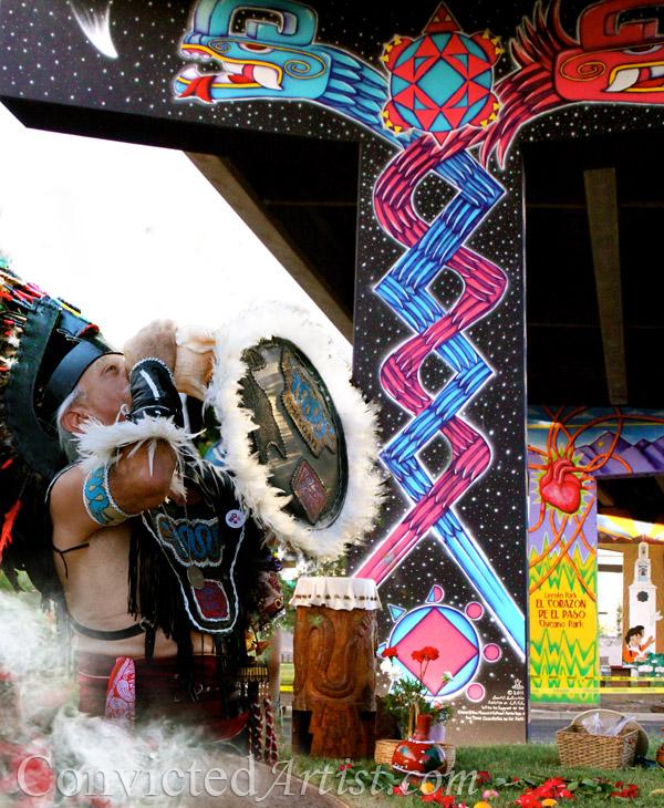 FOTO : Ritual Unik Suku Dayak