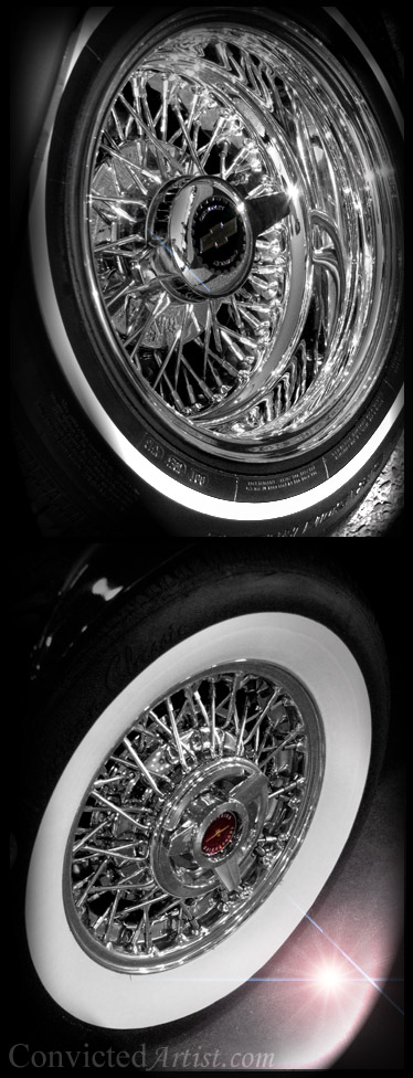 ROADSTER WIRE WHEEL