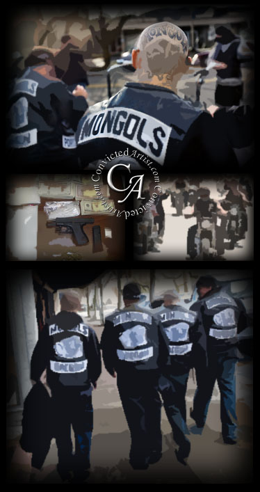 Mongols Motorcycle Gang