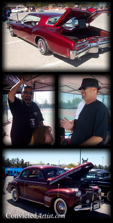 Montwood High School Car Show & Carnaval