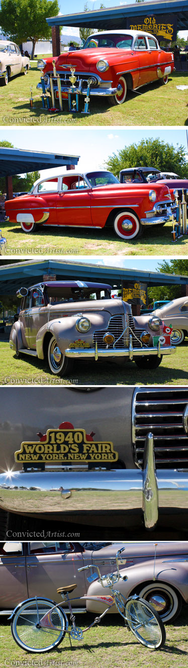 OLD MEMORIES CAR CLUB - 2nd Annual Picnic