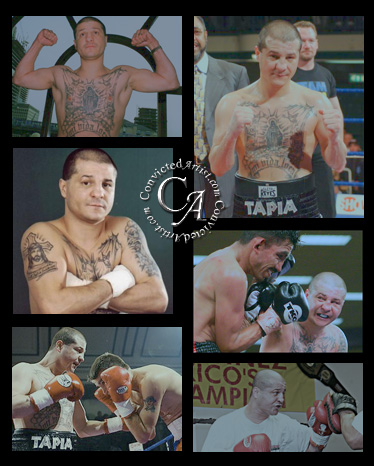 Johnny Tapia-ConvictedBoxing