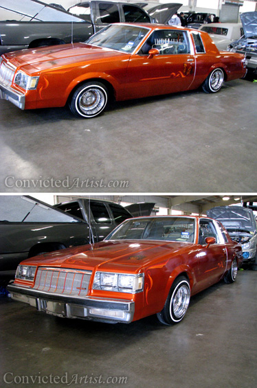 My 1986 Buick Regal Lowrider - YouTube