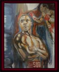 Sugar Ray Leonard - Painting, Poetry & Quotes